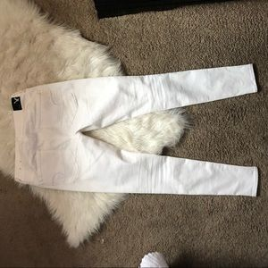 American Eagle Outfitters Jeans - American Eagle White Low Rise Jegging Jeans